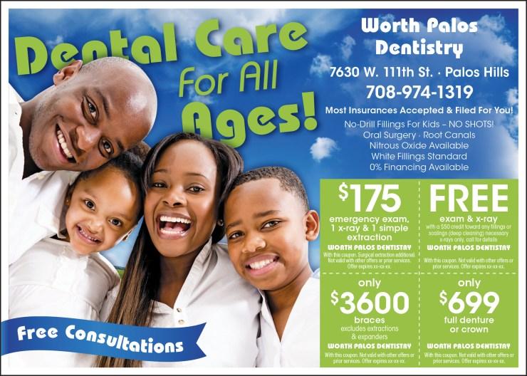 Dental Care Ad
