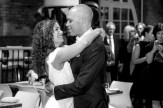 First Dance - Bride and Groom - Jewish Wedding - Offbeat Bride - St.Lawrence Market Wedding - Toronto Wedding Photographer