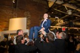 Candid - Reception - Horah - Jewish Wedding - Offbeat Bride - St.Lawrence Market Wedding - Toronto Wedding Photographer