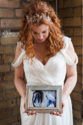 Tribute to Mother - Tribute to Family Member Who Has Passed Away - Offbeat Bride - St.Lawrence Market Wedding - Toronto Wedding Photographer