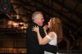 Father Daughter Dance Details - Comfortable Shoes - Running Shoes - Nike - Fall Wedding - Reception - Horah - Jewish Wedding - Offbeat Bride - St.Lawrence Market Wedding - Toronto Wedding Photographer