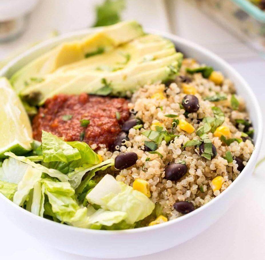 Verwonderlijk 21 Vegan Meal Prep Ideas for a Healthy Week - Sharp Aspirant WY-34