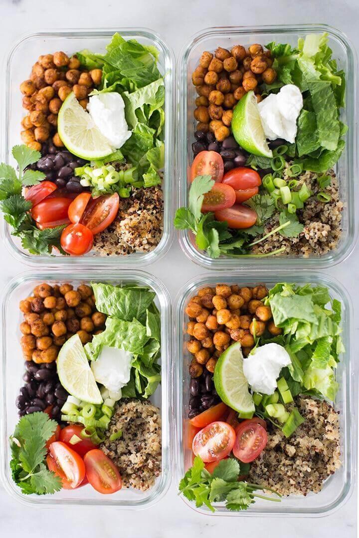 Vegan Meal Prep Ideas for a Healthy Week - Sharp Aspirant