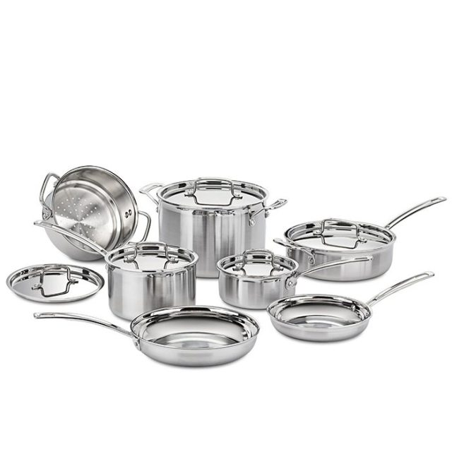 Cuisinart Stainless Steel 12-Piece
