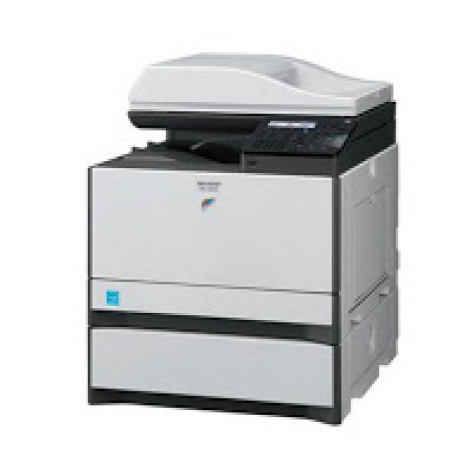 Sharp MX-C300W - SRDM Software