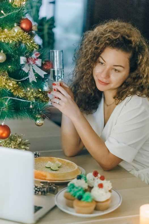 holiday people woman creative