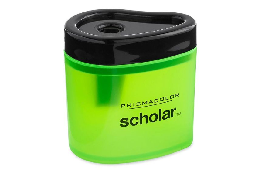 mechanical pencil sharpener