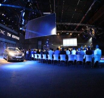 Peugeot Launch