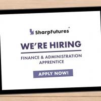 Finance & Administration Apprentice Recruitment_Twitter 1