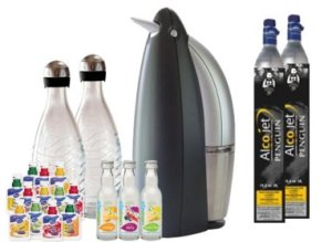 penguin soda stream