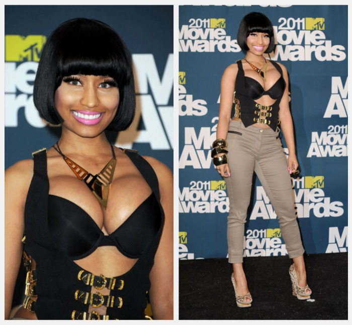 Nicki Minaj MTV AWARDS