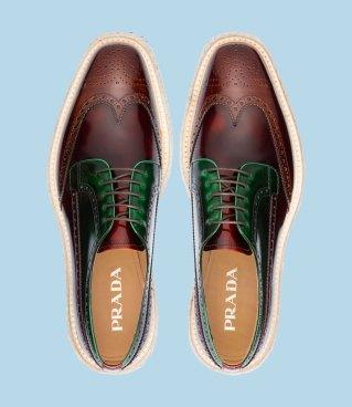 prada creeper shoes