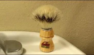 Image result for broken in shave brush
