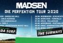 "MADSEN – ""Die Perfektion"" Tour 2020"