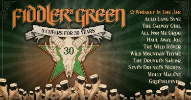 Ankündigung: Dreißig Jahre Fiedelei – FIDDLERS GREEN auf Jubiläumstour
