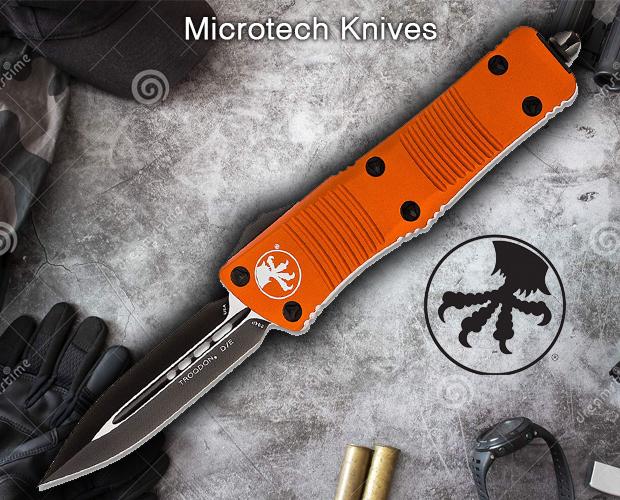 Microtech Knives Sharp Things OKC