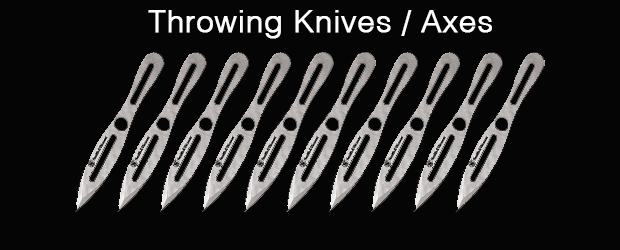 Throwing Axes & Knives Sharp Things OKC