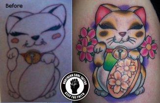 Rework of Lucky Cat
