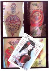 Tattoo Couture Mag June 2010