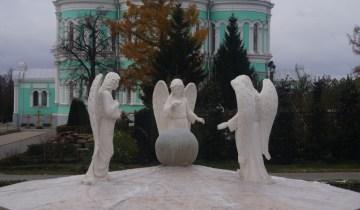 Поездка в Дивеево 5-7 классы