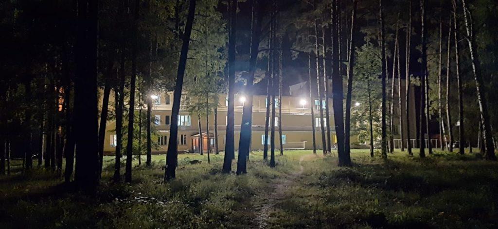 ночная Клещевка