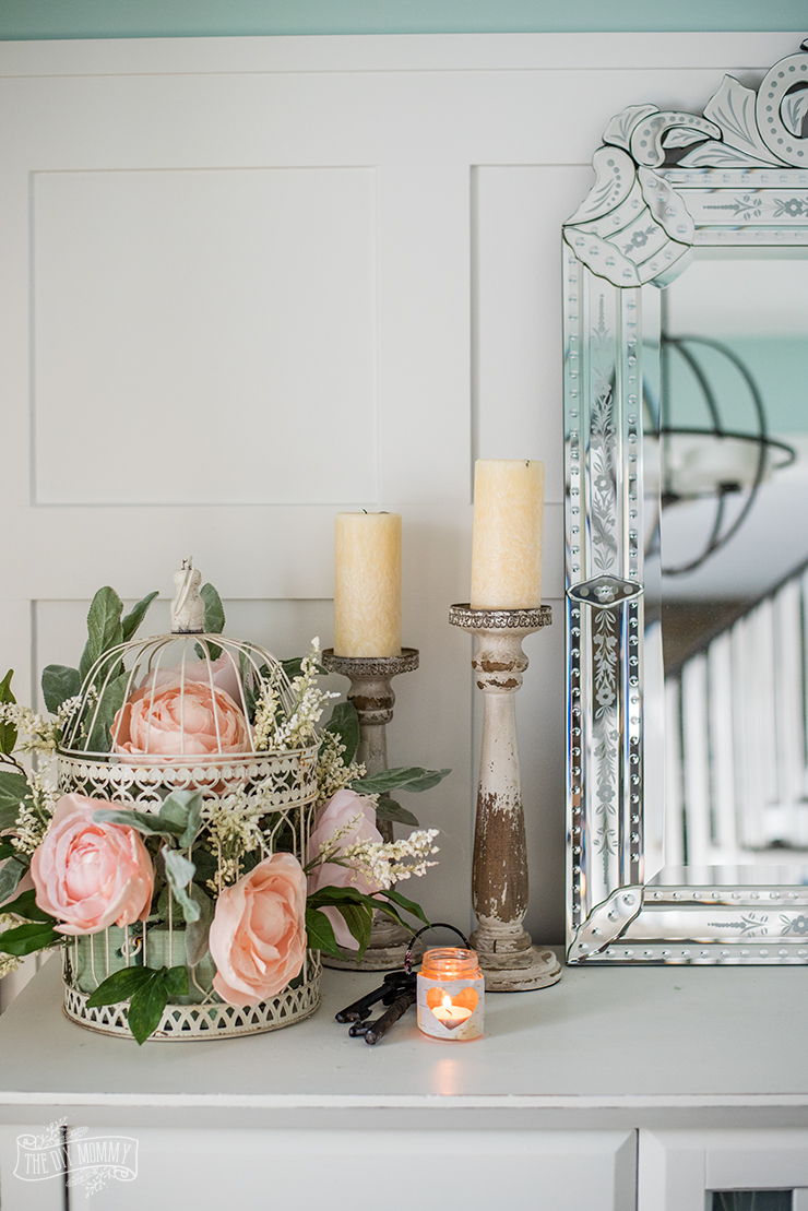Best A Simple Spring Wreath More Diy Rustic Romantic Decor This Month