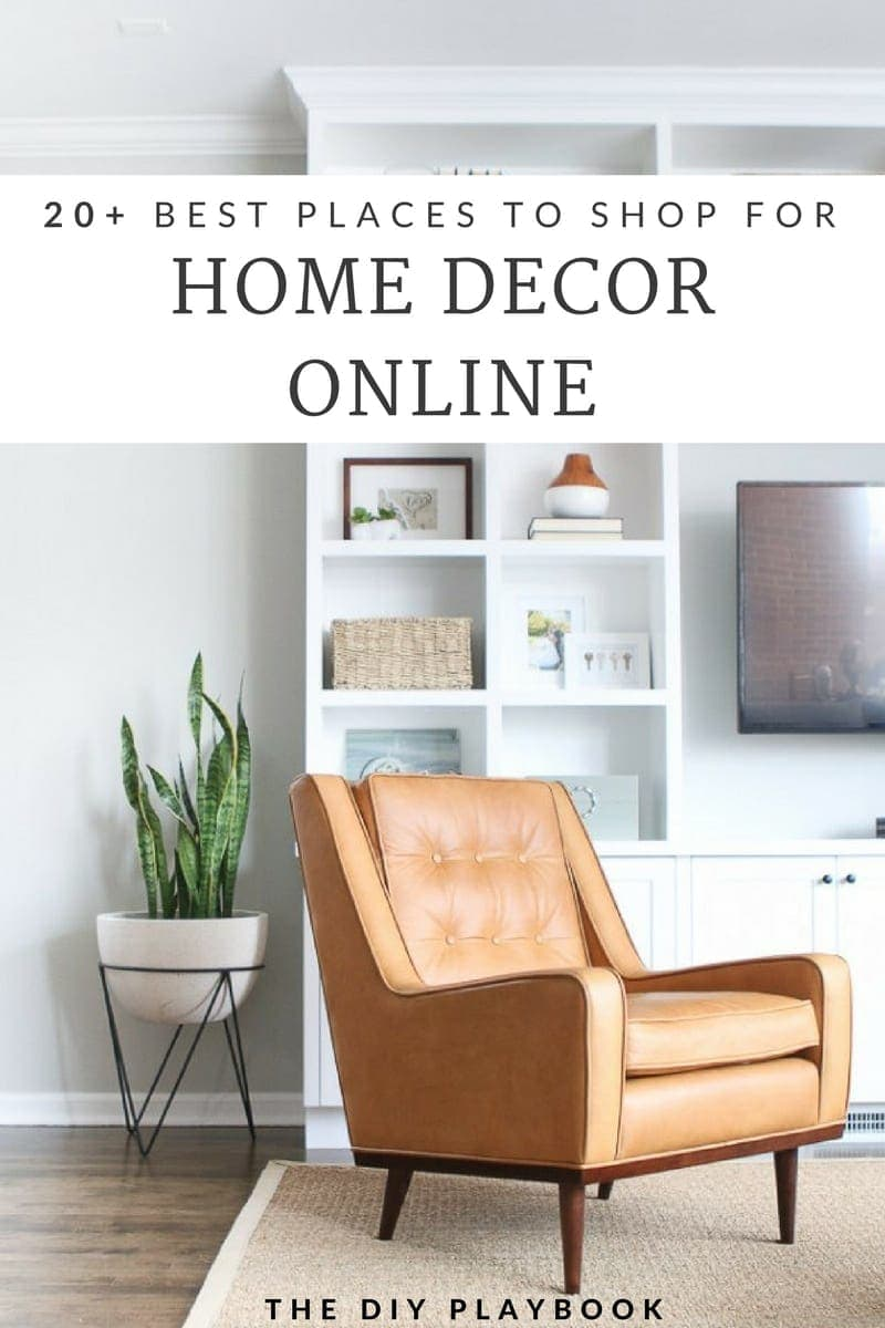 Best Our Favorite Places To Shop For Online Home Decor This Month