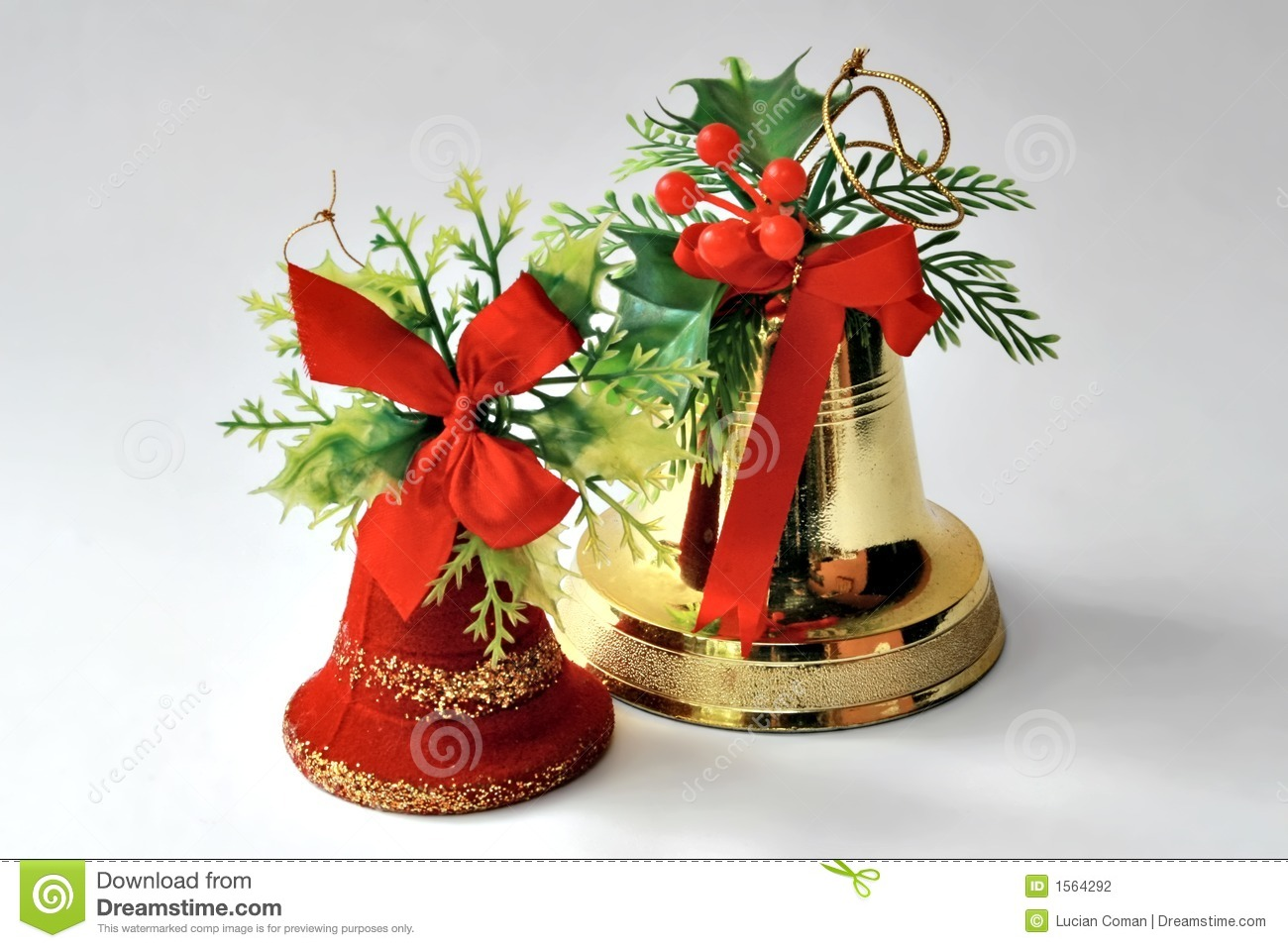 Best Christmas Bell Decorations Stock Photography Image 1564292 This Month