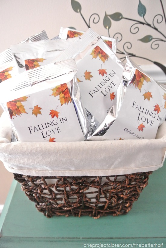 Best Fall Bridal Shower Ideas Pumpkins And Jars One Project This Month