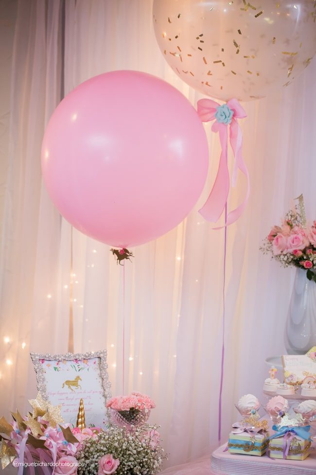 Best Baby Unicorn Themed First Birthday Party Pretty My Party This Month