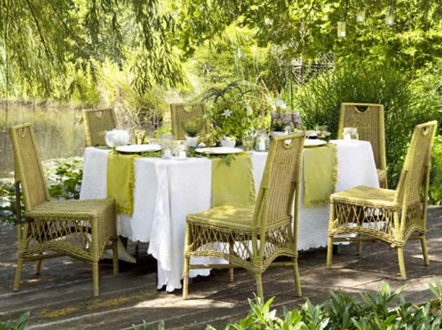 Best 30 Delightful Outdoor Dining Area Design Ideas This Month