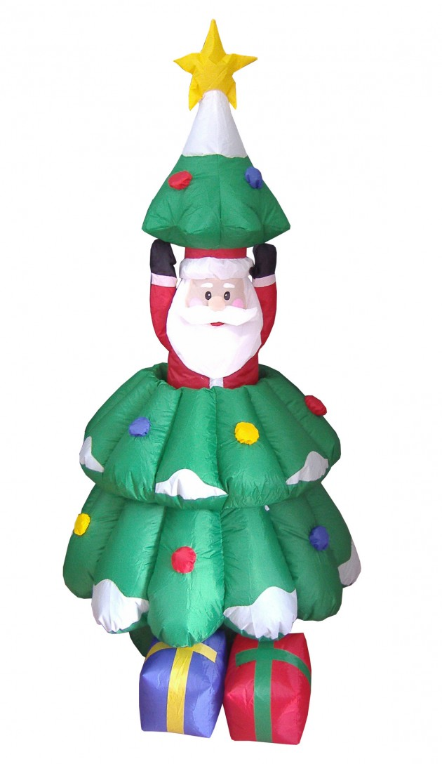 Best 21 Funny Inflatable Christmas Decorations This Month Original 1024 x 768
