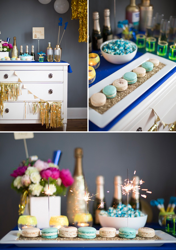 Best 30 Sparkling New Year's Eve Diy Party Decorations This Month