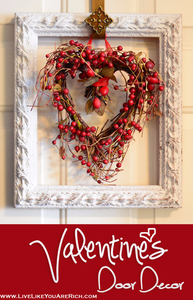 Best 16 Charming Diy Valentine S Day Decor Ideas You Can Make This Month