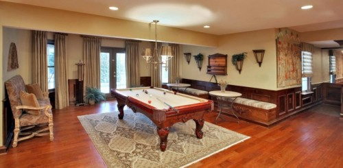 Best 10 Billiard Room Decoration Ideas – Game Room For Adults This Month