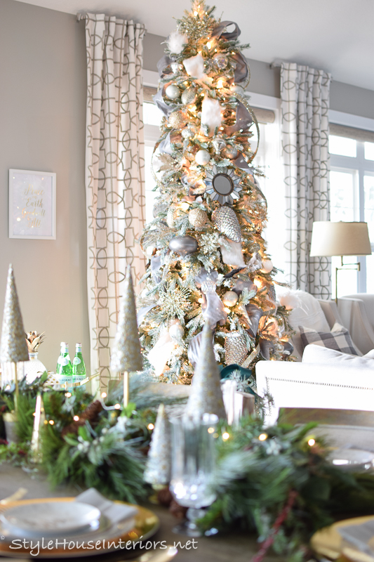Best Simple Elegant Time Saving Christmas Decor Decked This Month