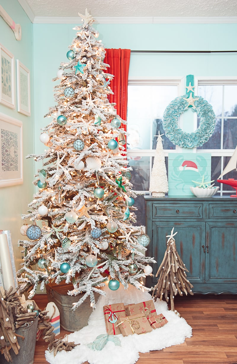 Best My Coastal Christmas Treetopia Design Council 2016 This Month