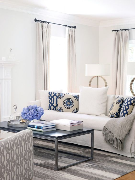 Best Bring The Shore Into Home With Beach Style Living Room This Month