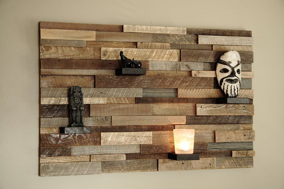 Best Attractive Wall Decoration And Reclaimed Wood Wall Art This Month