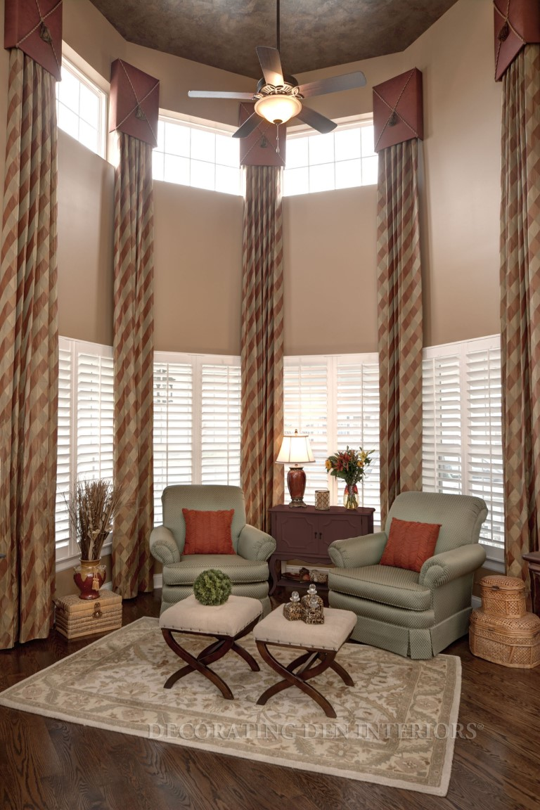 Best Custom Window Treatments Designer Curtains Shades And This Month