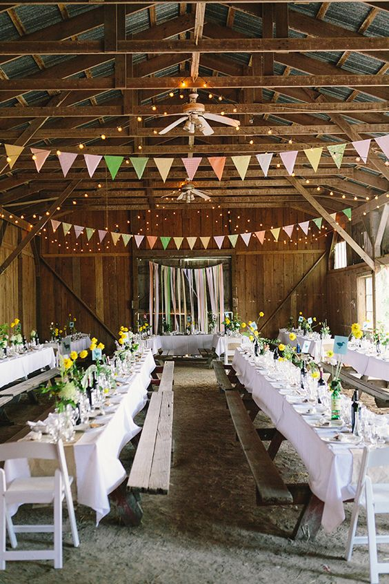 Best 30 Barn Wedding Reception Table Decoration Ideas Deer This Month