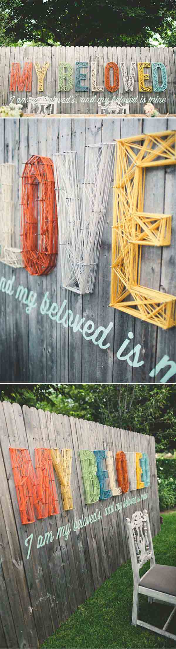 Best Top 23 Surprising Diy Ideas To Decorate Your Garden Fence This Month