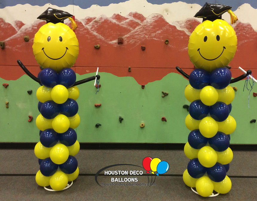 Best Graduation Balloon Decorations Houston Balloon Decorations This Month