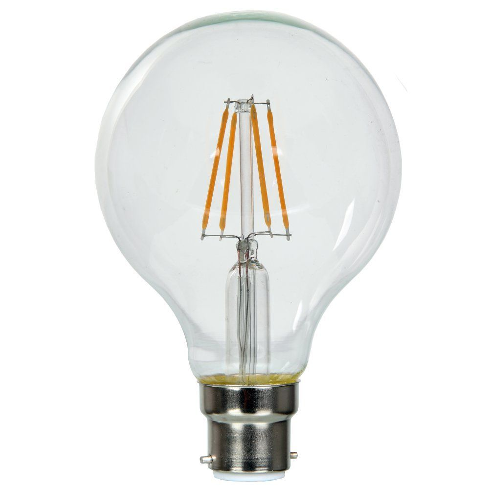 Best Venture Fil018 4 Watt Bc B22 Decorative Led Energy Saving This Month