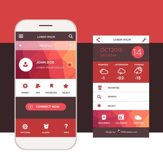 Best 50 Free Mobile App Mockup Psd Templates Xdesigns This Month