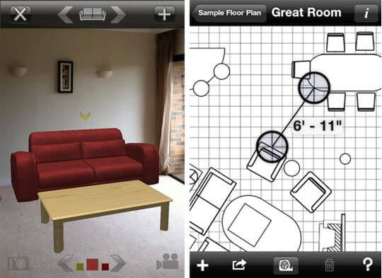 Best Tech Support The Best 5 Apps To Help You Decorate This Month