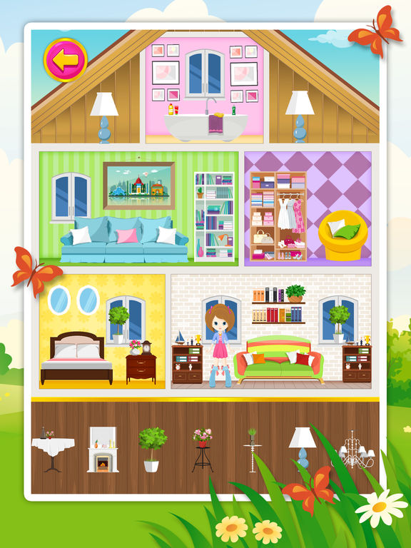 Best Doll House Decorating 2 Free Game For Children Review And This Month
