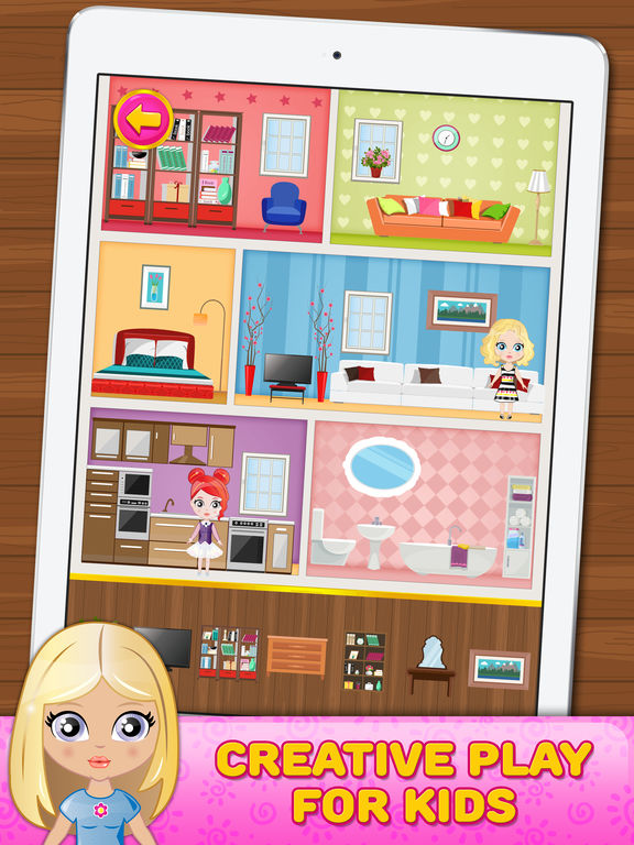 Best Doll House Decorating Free Game For Children Apprecs This Month