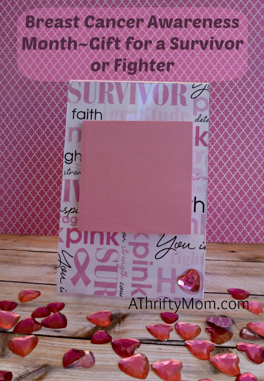Best Br**St Cancer Awareness Month Gift For A Survivor A This Month