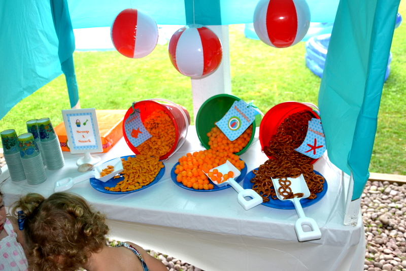 Best Backyard Beach Party On A Budget Catch My Party This Month